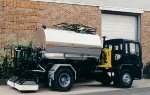 Model FEVW Bitumen Distributor