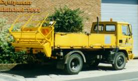 Model TBC5H Chipping Spreader